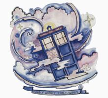 Wibbly Wobbly, Timey Wimey by Heather Meade