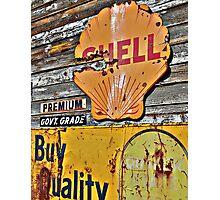 Soft Shell Government Grade Photographic Print