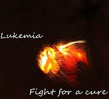 Leukemia Fight For a Cure  by principessajade