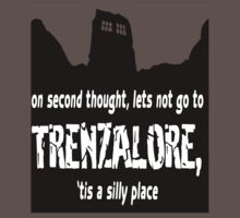 Trenzalore tis a silly place by herogear