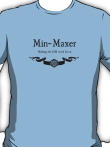 DnD Min Maxer T-Shirt