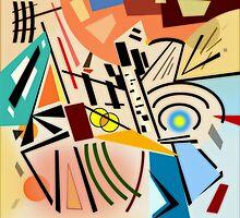 Suprematism (Homage to Olga Rozanova) by didibaev