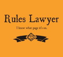 WoD Rules Lawyer by Serenity373737