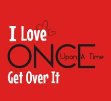 I Love Once Upon a Time by hboyce12