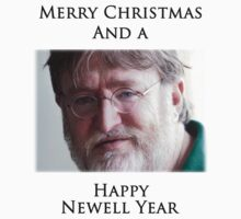 Merry Christmas & Happy Newell Year by joshey8555
