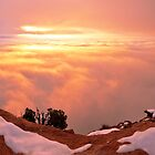 Canyonlands Winter by Chad Dutson