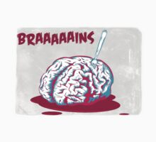 Brain [is] food by Robotsandbirds