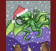Christmas Fthagn! by CaptainSunshine