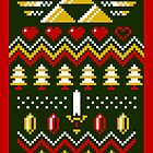 Legend of Zelda Ugly Sweater by MrP1ckles