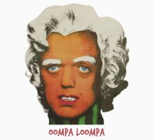 Oompa Loompa by filippobassano