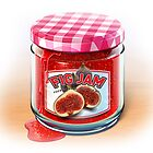 fig jam by vinpez