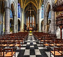 Cathedrale de Liege - Belgium by 242Digital