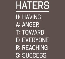 Haters Definition by workout