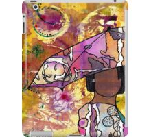Weathering Storms with EASE - iPad Cover iPad Case/Skin