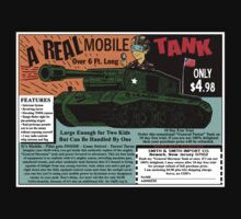 Real Tank by kayve