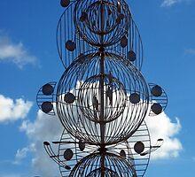 Wind Sculpture - Cesar Manrique 2 by Franglais