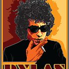 MR BOB DYLAN by Larry Butterworth