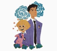 OURAN Hunny and Mori sticker by Soffie