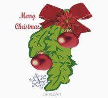 Christmas Decorations by Jandzart013