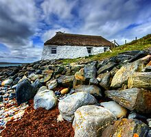 Berneray Youth Hostel by Stephen J Smith