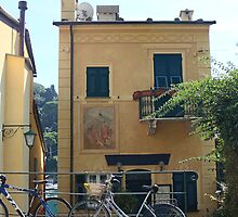 Life on the Italian Riviera by Amber Elen-Forbat