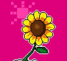 Retro Flower by MarkSeb