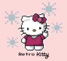 Retro Kitty by MarkSeb
