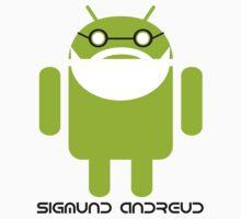 Sigmund Freud Android by rafel90