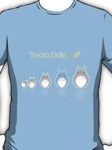 Totoro matrioska T-Shirt