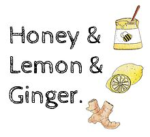Honey & Lemon & Ginger by CarollLewis