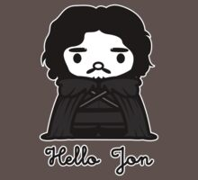 Hello Jon v2 blackV by SaMtRoNiKa
