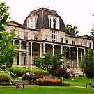 The Athenaeum Hotel, Chautauqua, NY by artwhiz47