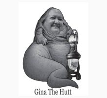 """Gina The Hutt""  - Mr Fiscal Classic's by MrFiscal"