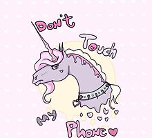 Don`t touch my phone by nellyken