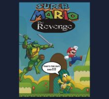 SUPER MARIO REVENGE by than0s21