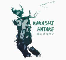 Kakashi Hatake Kids Clothes
