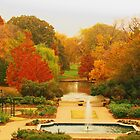 Autumn in The Gardens by Robert Brown