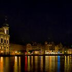 Lucerne Nightscape by Adam Northam