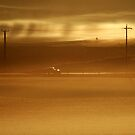 4.12.2013: Drive Through Mist and Light by Petri Volanen