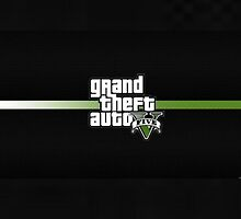 GTA V Logo 2  by Leodesigns
