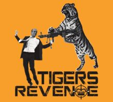 Tigers Revenge by Mohamed Alajmi
