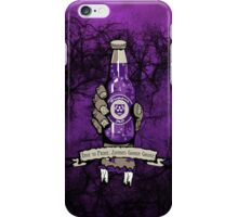 Dive to Prone, Zombies Gonna Groan iPhone Case/Skin