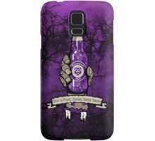Dive to Prone, Zombies Gonna Groan Samsung Galaxy Case/Skin