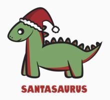 Santasaurus  Kids Clothes