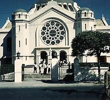 Holy Trinity Cathedral, Kingston, Jamaica by Arthur  Chin Yet