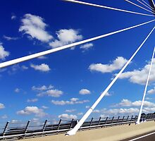 Millau Bridge South France 3 by Franglais
