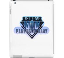 Bigbang - Wow Fantastic Baby iPad Case/Skin