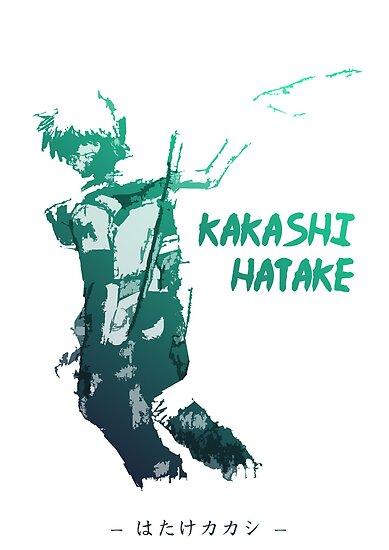 Kakashi Hatake by Lucsy3012