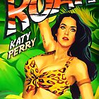 Katy Perry - Roar - Pop Art by wcsmack