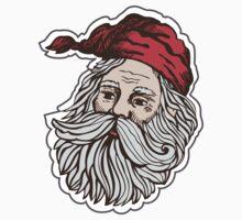 Santa Claus by Anna  Yudina